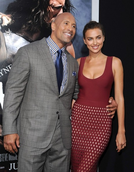 'Hercules' Premieres in Hollywood