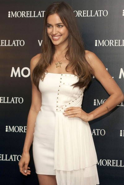 Irina Shayk - Irina Shayk is the new face of Morellato