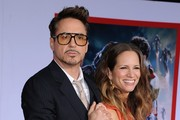 "World Premiere of ""Iron Man 3""..El Capitan Theatre, Hollywood, CA..April 24, 2013..Job: 130424A2..(Photo by Axelle Woussen / Bauer-Griffin)..Pictured: Robert Downey Jr. and Susan Downey."