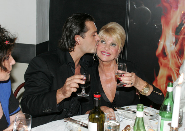 Ivana Trump Photos Photos Valentine Kisses 2008 Zimbio
