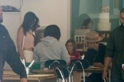 Kendall Jenner and Justin Bieber Photos Photo