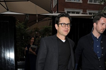 J.J. Abrams Celebrities at Chiltern Firehouse