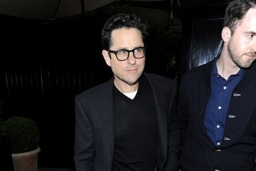 J.J. Abrams Celebs at Chiltern Firehouse