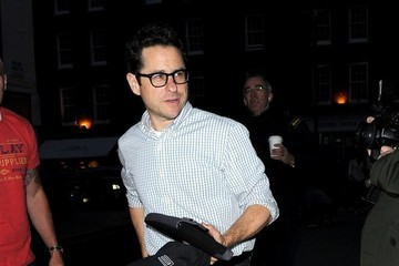 J.J. Abrams Celebs Spotted at Chiltern Firehouse — Part 4