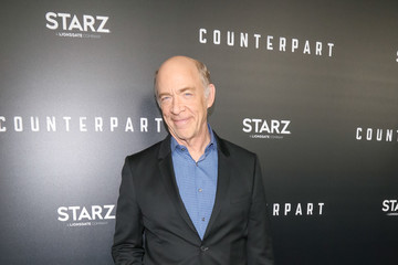 J.K. Simmons Premiere of Starz's 'Counterpart'