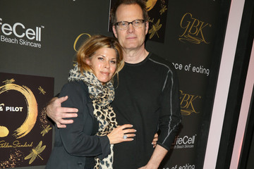 Jack Coleman Celebrities Attend GBK & Pilot Pen Golden Globes 2016 Luxury Lounge