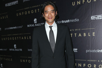Jack Yang Celebrities Attend the Asian American Awards Unforgettable Gala