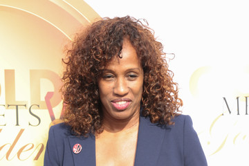 Jackie Joyner Kersee GOLD MEETS GOLDEN: The 5th Anniversary Refreshed by Coca-Cola, Globes Weekend Gets Sporty with Athletic Royalty