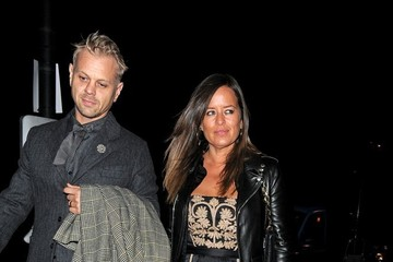 Jade Jagger Alexander McQueen Savage Beauty Afterparty