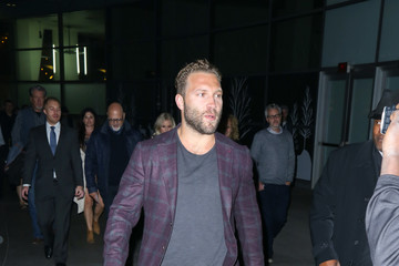 Jai Courtney Jai Courtney Is Seen Outside ArcLight Theatre
