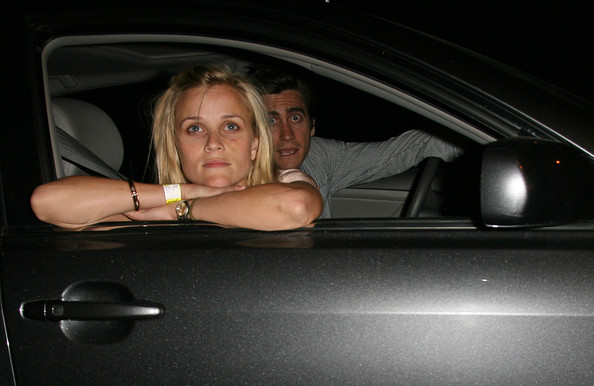 Reese Witherspoon's tipsy night with Jake Gyllenhaal
