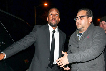 Jaleel White Jaleel White Is Seen Outside Delilah's Nightclub In West Hollywood
