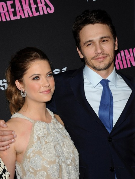 James Franco Ashley Benson Photos Photos - 'Spring ...