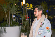 James Franco is seen in Los Angeles, California on Dec. 7, 2018.