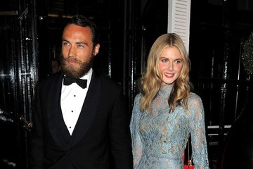 James Middleton Guests at British Heart Foundation Ball