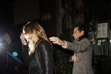 Jamie Hince Celebs Get Dinner at Mr Chow — Part 2