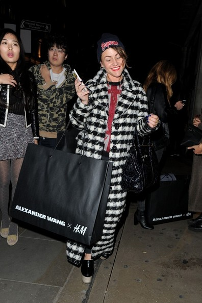 Alexander Wang and H&M VIP launch party