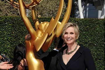 Jane Lynch Stars at the Creative Arts Emmy Awards