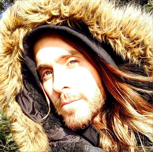 Jared Leto - Celebrity Social Media Pics