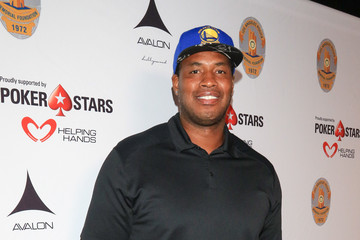 Jason Collins Heroes for Heroes: Los Angeles Police Memorial Foundation Celebrity Poker Tournament