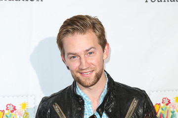 Jason Dolley Elizabeth Glaser Pediatric Aids Foundation 'A Time For Heroes' Family Festival