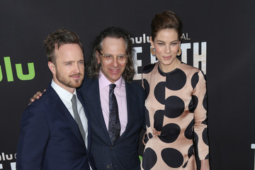 Jason Katims Celebrities Attend the Premiere of Hulu's 'The Path' at ArcLight Theatre