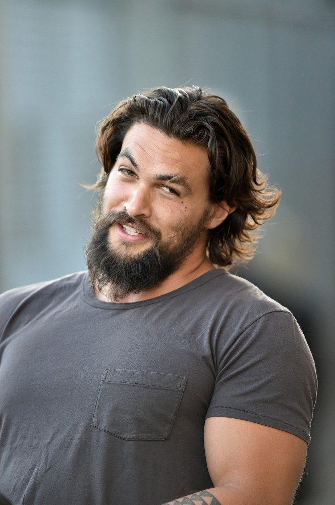 Jason Momoa - Jason Momoa Photos - Jason Momoa Heads to