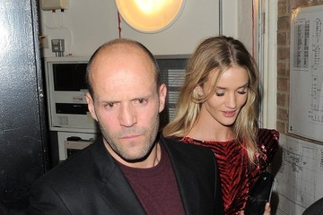 Jason Statham Celebs Out Late in London — Part 3