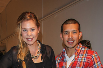 Javi Marroquin Kail Lowry and Javi Marroquin Leave a Fashion Show in Soho