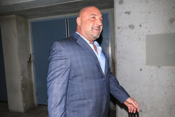 Jay Glazer Jay Glazer Outside Andre The Giant Premiere After Party At Lure Nightclub