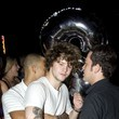 Jay McGuinness Jay McGuinness and Tom Parker Out Late in London
