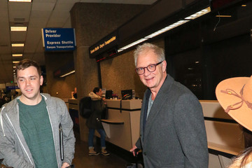 Jeff Perry Celebrities Arrive for the Sundance Film Festival at Salt Lake City Airport