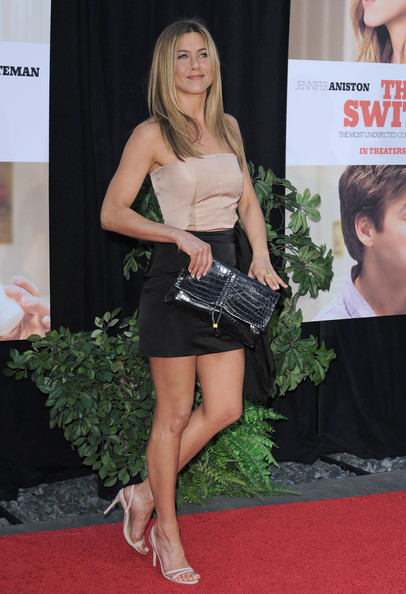 Jennifer Aniston Pictures The Switch World Premiere