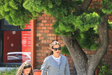Jennifer Garner Jennifer Garner In Los Angeles