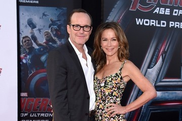 Jennifer Grey 'Avengers: Age of Ultron' World Premiere