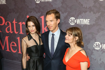 Jennifer Jason Leigh Guests Attend The 'Patrick Melrose' Series Premiere
