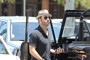 Jeremy Piven Jeremy Piven Out in Malibu