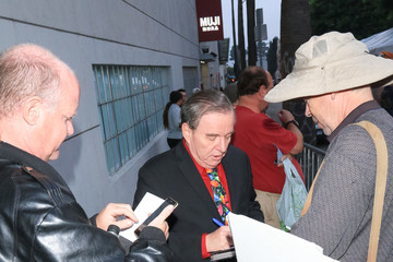 Jerry Mathers Jerry Mathers Outside the Hollywood Christmas Parade