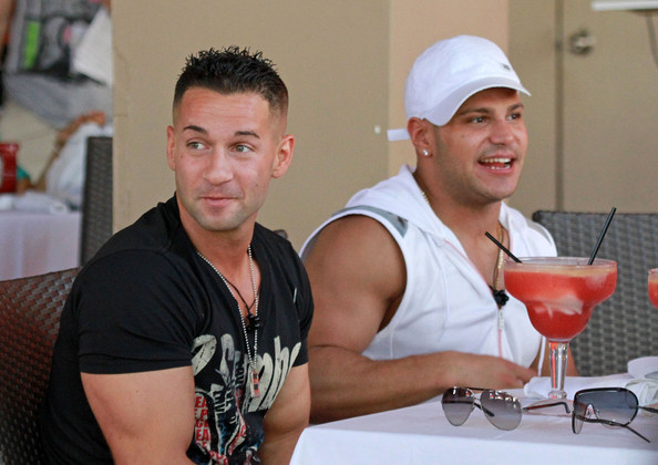 jersey shore ronnie hairstyle. hairstyles quot;Jersey
