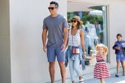 Jessica Alba and Family Spend Time in Malibu