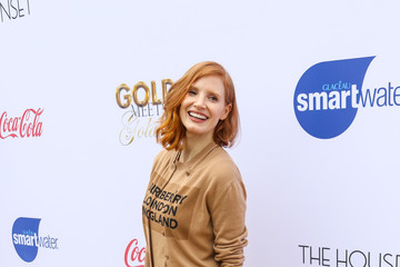 Jessica Chastain 6th Annual Gold Meets Golden Party
