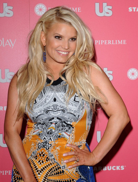 2011 Jessica Simpson hollywood