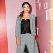 Jessica Szohr Alice And Olivia by Stacey Bendet Presentation at NYFW