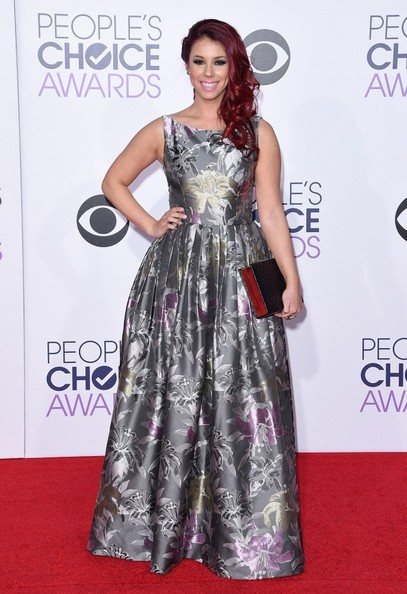 Arrivals at the People's Choice Awards  []