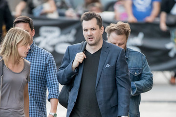 Jim Jefferies Jim Jefferies at 'Jimmy Kimmel Live'