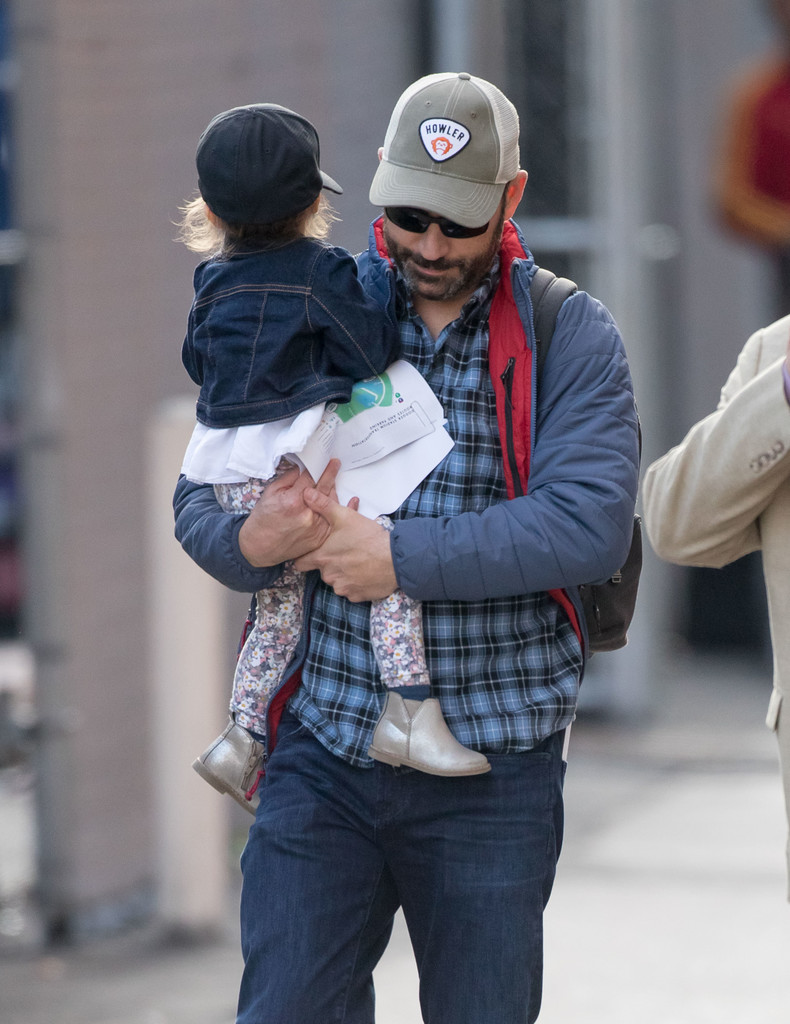 Jimmy Kimmel Photos Photos - Jimmy Kimmel and Daughter ...