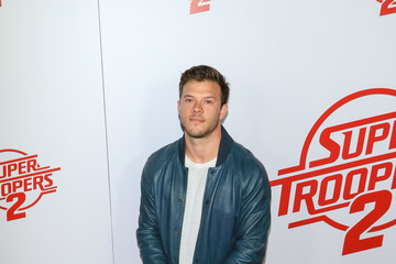 Jimmy Tatro Premiere of Fox Searchlight Pictures' 'Super Troopers 2'