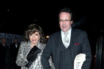 Joan Collins Guests at the Viva Forever Party