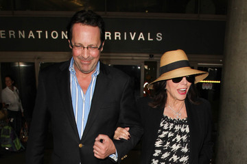 Joan Collins Joan Collins Is Seen at LAX