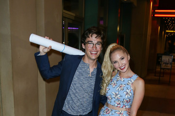 Joey Bragg Celebrities Attend the Premiere of Vision Films 'The Standoff' at Regal LA Live: A Barco Innovation Center